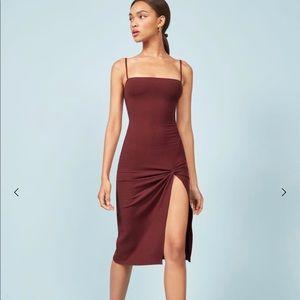 Reformation Scala dress xs